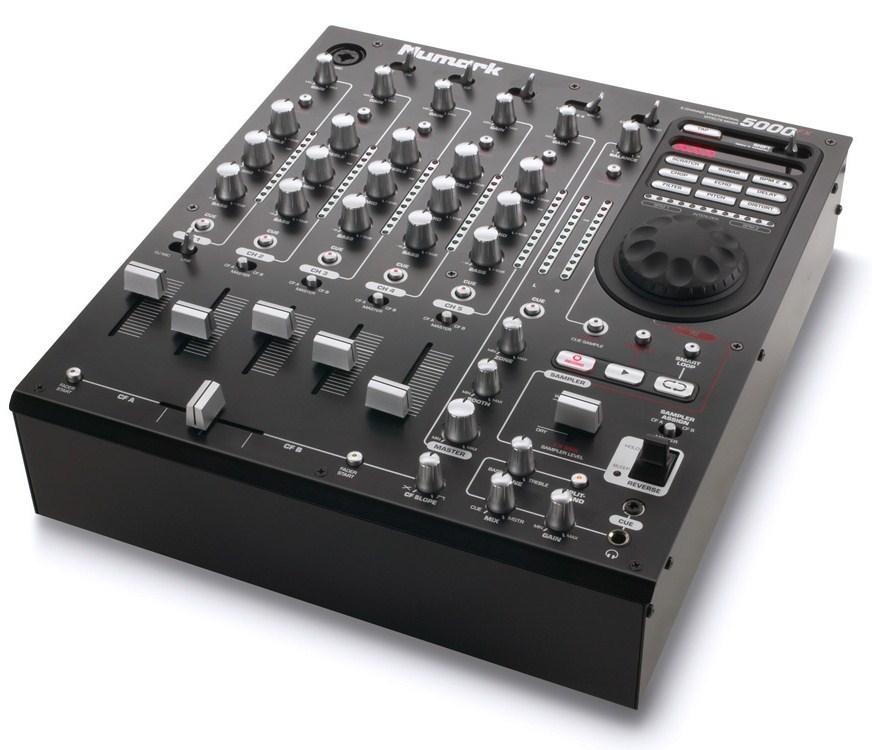 table de mixage numark 5000fx