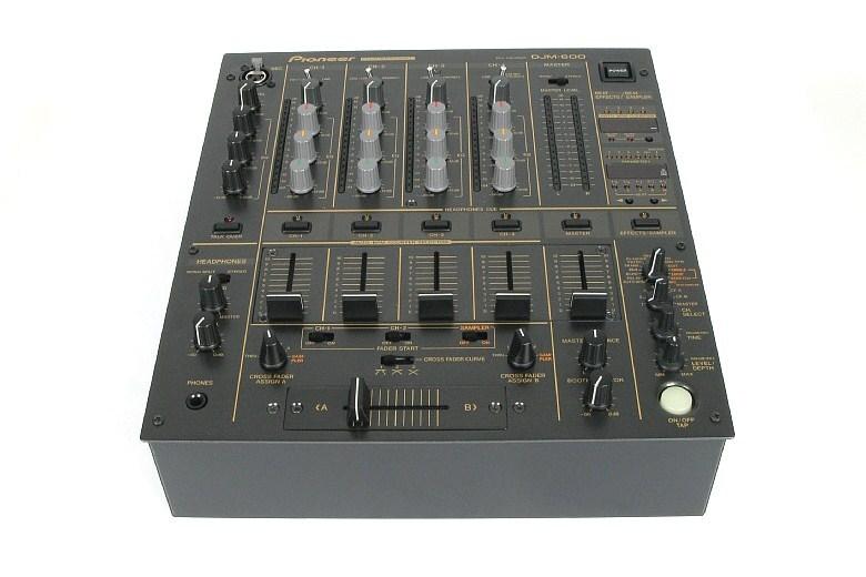 Table De Mixage Djm 600 183 Pioneer
