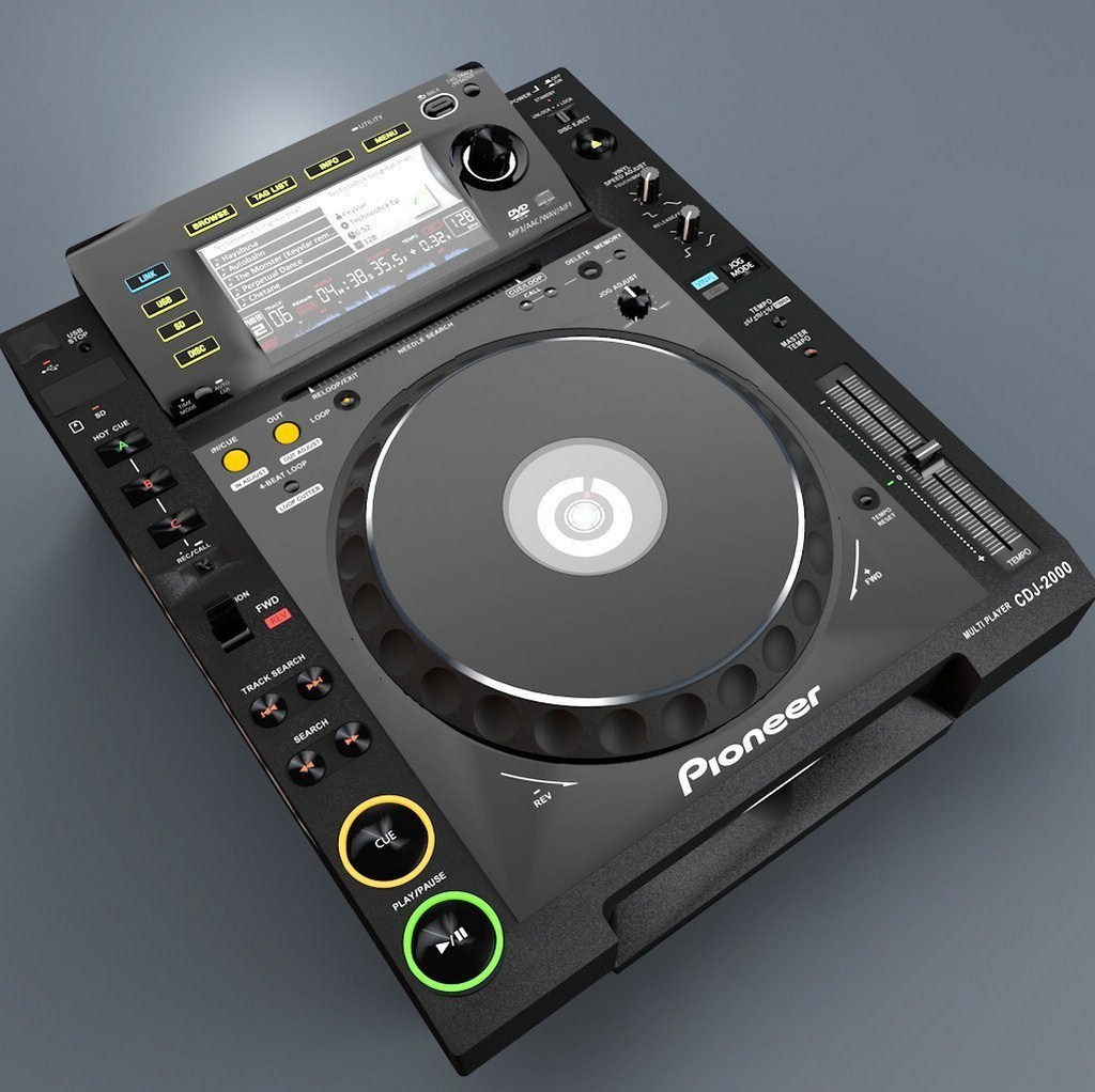 how to connect rekordbox to cdj 2000
