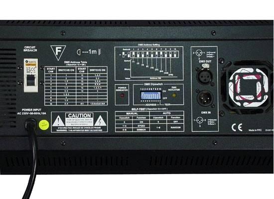 Stroboscope Sp 1500 Megastrobe Dmx 1500w 183 Botex