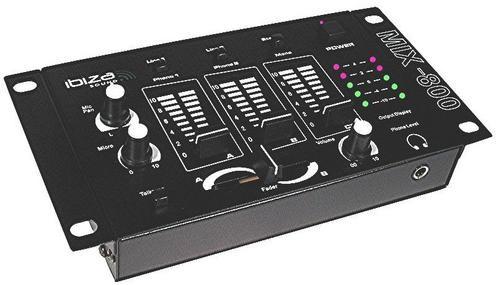 Table de mixage mc farlow mix800 - Table de mixage ibiza mix 800 ...